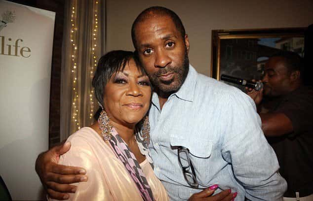 Zuri Kye Edwards and Mother Patti LaBelle